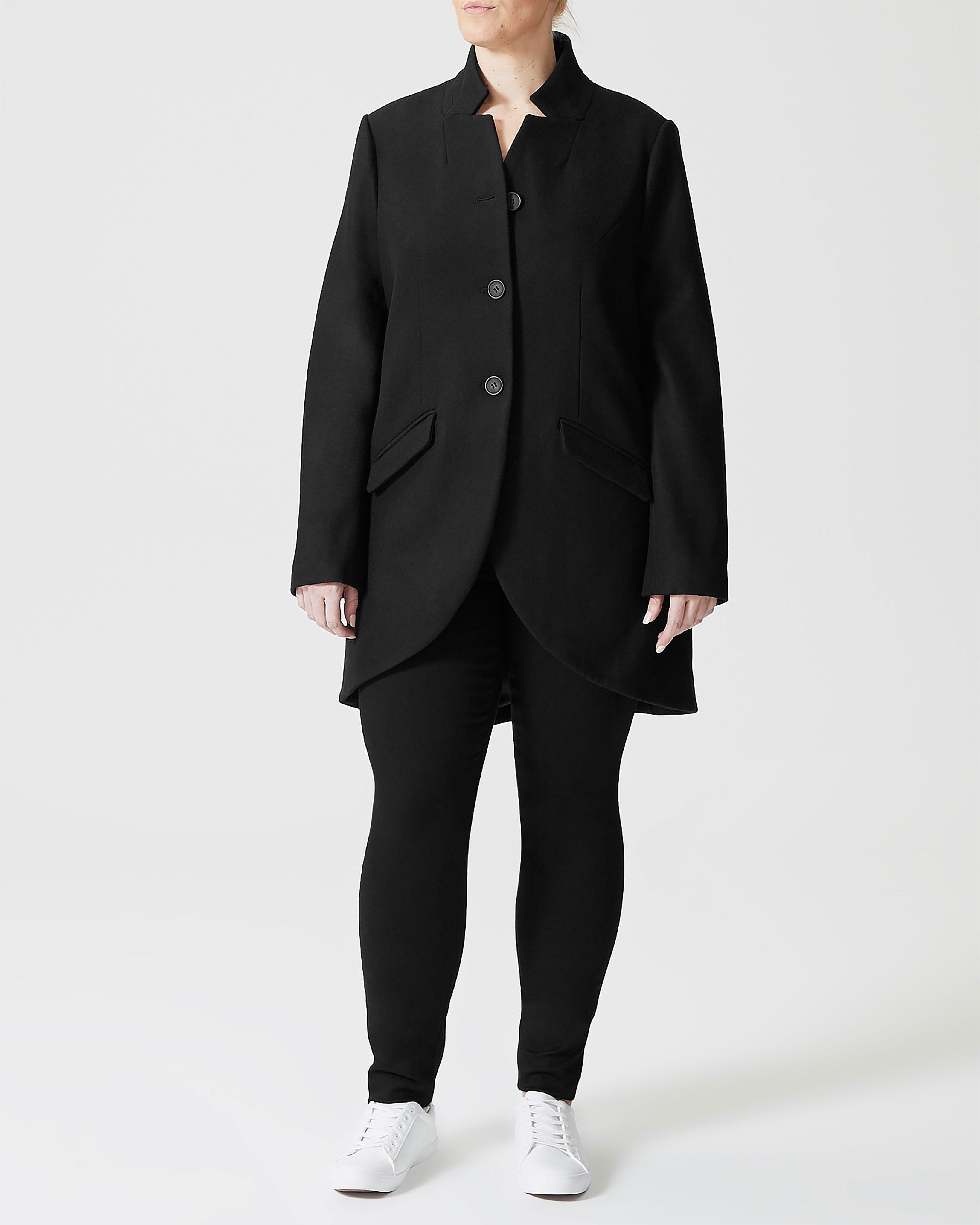 Beas Coat - Black