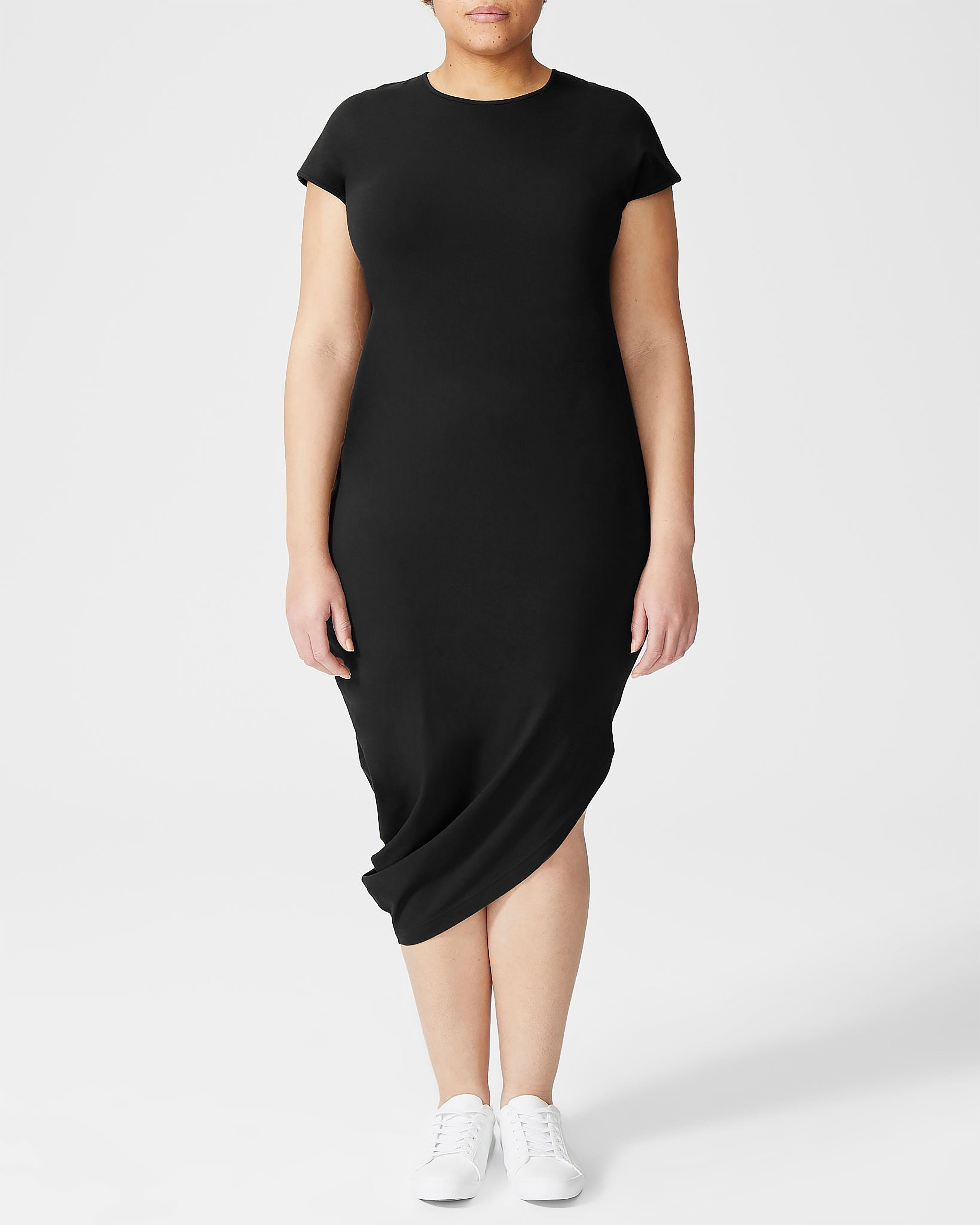 Iconic Geneva Dress - Black