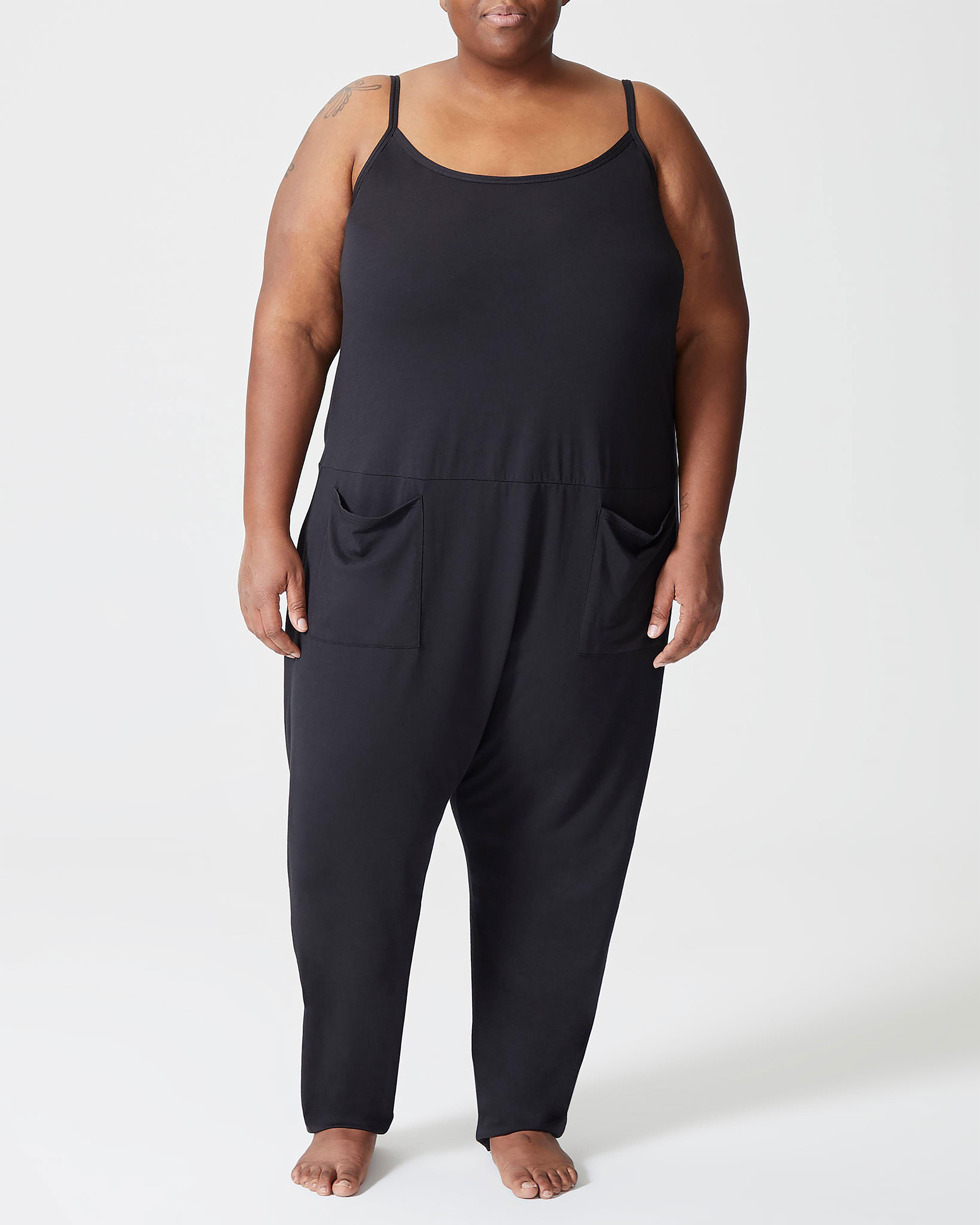 Jackson Sleeveless Jumpsuit - Black
