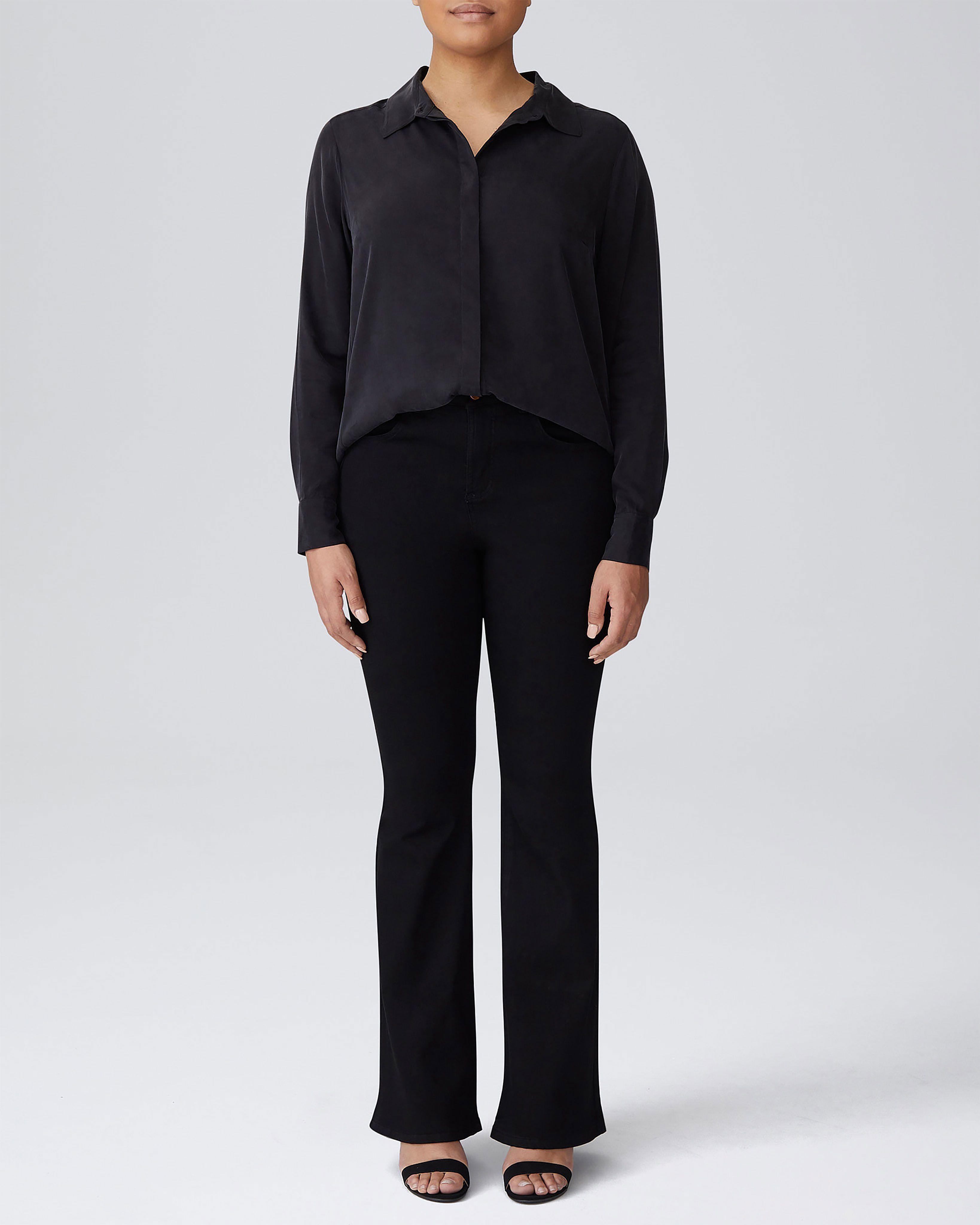 Kennedy Cupro Shirt - Black